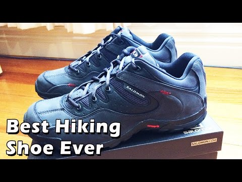 Best Hiking Shoe Ever, Salomon Elios 2 Review
