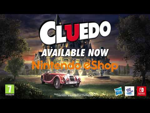 CLUEDO COMES TO NINTENDO SWITCH™! thumbnail
