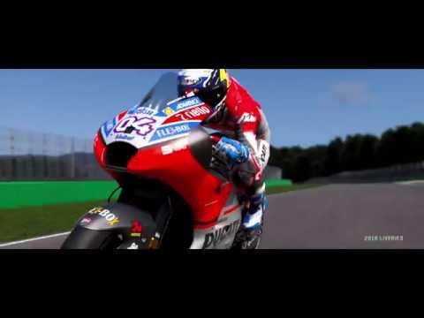 MotoGP™19 Announcement Trailer