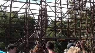 The Beast, Kings Island - Behind the Scenes Tour