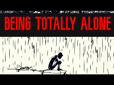 Being Totally Alone | Loneliness | Pain of Change | Spiritual Awakening? *shrugs*