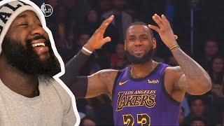 NBA Finals Ratings at an All Time Low | Weirdo says it has nothing to do with politics