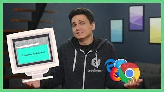 What is a Web Browser? One of many ways to access the internet