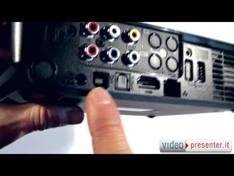 Box Multimediale per Hardisk ARGOSY - Argosy  HV335T | VIDEOPRESENTER.it