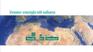 Marokko wil de wereld van stroom voorzien - Z TODAY