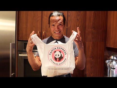 Iron Chef Dad Turns Panda Express Gourmet