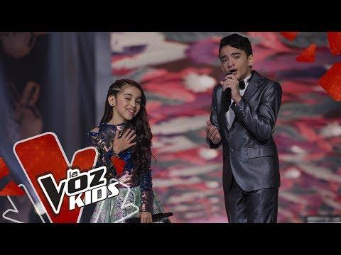 Jorge Nasra y Maite cantan Amapola | Fanny Lu y Sus Amigos | La Voz Kids Colombia 2019