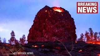 Hawaii Volcano: STRANGEST Things to SPEW from Mount Kilauea REVEALED