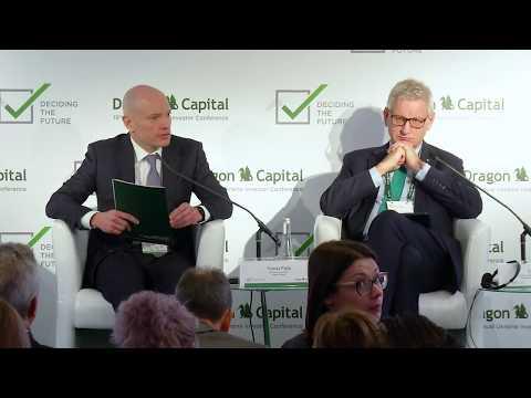 15-а Щорічна інвестиційна конференція: Питання до Карла Більдта