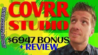 Covrr Studio Review, Demo, $5947 Bonus, CovrrStudio Review