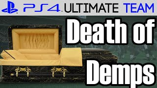 Madden 15 - Madden 15 Ultimate Team -  DEATH OF DEMPS??? | MUT 15 PS4 Gameplay