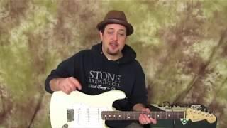 Awesome Beginner Blues Lick PLUS a Guitar Jam Backing Track (B Minor / Dorian)
