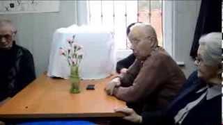 preview picture of video 'Zadanie Przedrajdowe 44. Rajd Arsenał. Patrol Błękitne Berety wywiad z Kombatantami'