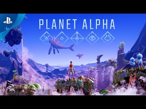 Planet Alpha - Announcement Trailer | PS4 thumbnail