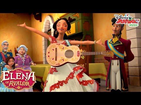 Home for Navidad Music Video   Elena of Avalor   Disney Junior