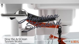 Watch How the ActiClean Self-Cleaning Toilet Works