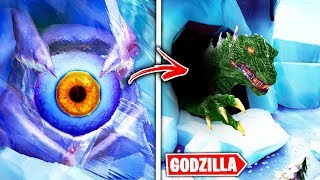 Fortnite GODZILLA EVENT!   Everything YOU NEED TO KNOW! (POLAR PEAK EVENT SECRETS)