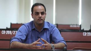 What made Janak choose Shiv Nadar University for his Masters?