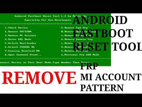 download android fastboot reset tool 1.2 by mohit