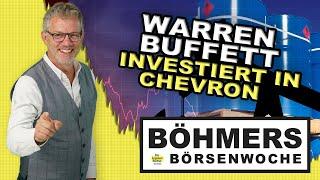 Warren Buffett investiert in US-Ölkonzern Chevron: Welche Strategie steckt dahinter?