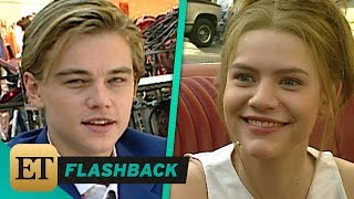 Watch Leonardo DiCaprio and Claire Danes Gush Over Each Other on the Set of 1996