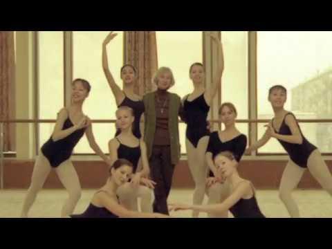The Bolshoi Ballet Academy  Documentary - Moscow Russia