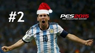 preview picture of video 'Pes 2015-Leo Messi goal~#2'