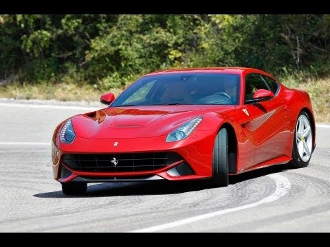 Ferrari F12 Berlinetta Driven Flat Out