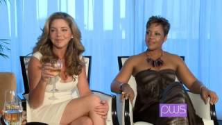 Real Housewives Of DC Cast Members Reunite On Paul Wharton Style SD
