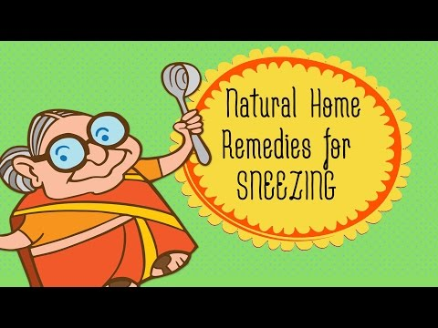 , title : 'How To Stop Sneezing Naturally   Home Remedies to Stop Excessive & Constant Sneezing  Instant Relief