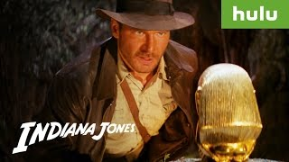 Seriously How Have You Not Watched Indiana Jones • on Hulu