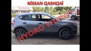 Nissan Qashqai hidrojen yakıt sistem montajı