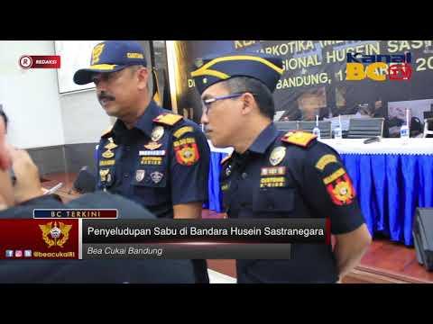 [Redaksi] Penyeludupan Sabu di Bandara Husein Sastranegara