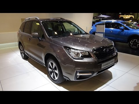 2016 - Subaru Forester - Exterior and Interior