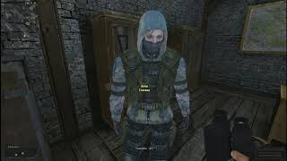 """Stalker Тень Чернобыля"""