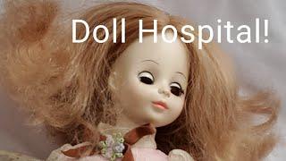 Vintage Horsman Doll Hair Restoration! The Verdict Is In!