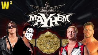 WCW Mayhem 1999 Review | Wrestling With Wregret