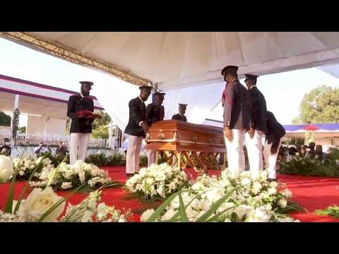 Αϊτή: Τελέστηκε η κηδεία του δολοφονημένου Μο¨ΐζ