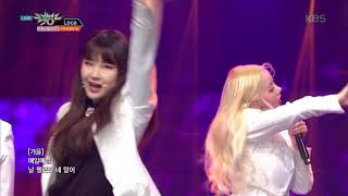 뮤직뱅크 Music Bank - LOCA - FAVORITE(페이버릿).20190208