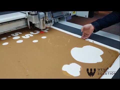 Weni WB03II frezowanie cięcie plexi | Weni WB03II milling cutting plexi - zdjęcie