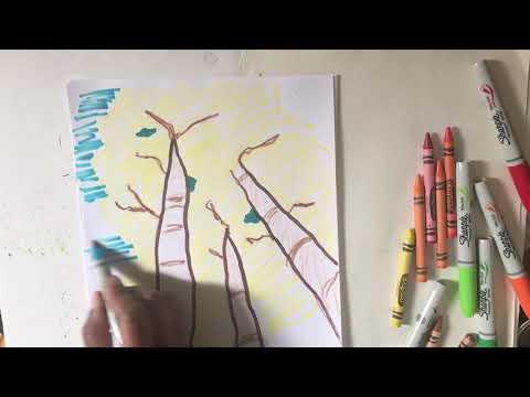 How to create fall trees