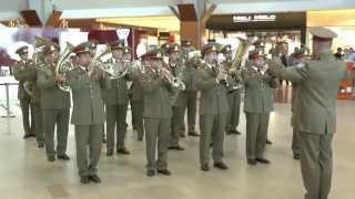 Fanfara Militara Flash Mob 23.04.2015