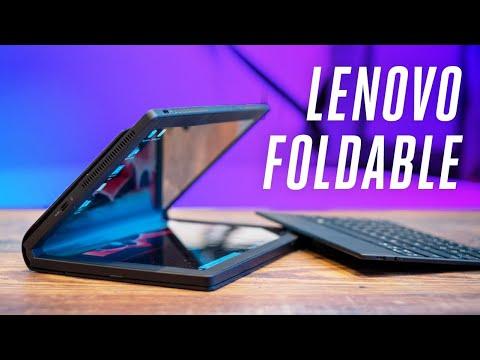 External Review Video R-4tQbdjMHs for Lenovo ThinkPad X1 Fold