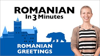 Romanian in Three Minutes - Greetings
