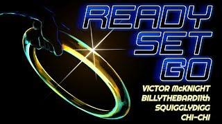 READY SET GO (SONIC MOVIE SONG) - Victor McKnight, @SquigglyDigg, @Chi-chi, & @BillyTheBard11th