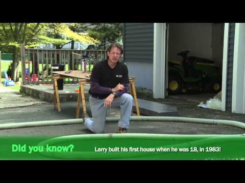 In this episode of the On The Job Video series, Larry Janesky, owner and founder of Dr. Energy Saver, helps a homeowner solve a common problem in many homes: cold floors in rooms above the garage.