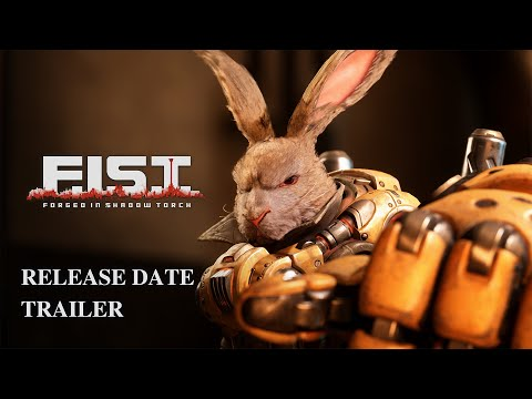 Action Platformer F.I.S.T.: Forged In Shadow Torch Launching on PS5 and PS4 in September
