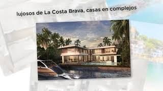 Casas de lujo en la Costa Brava