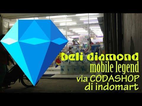 CARA BELI DIAMOND MURAH MOBILE LEGEND DI CODASHOP DARI INDOMART - FAISAL FAIS