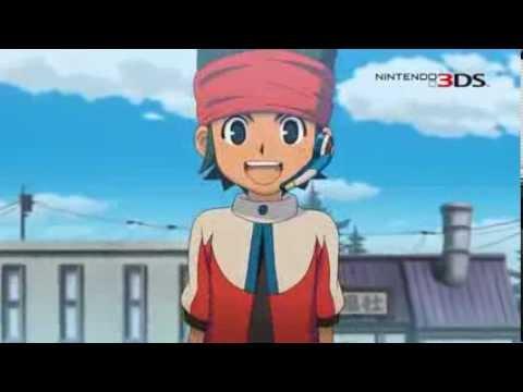 Видео № 1 из игры Inazuma Eleven 3 - Bomb Blast (Б/У) [3DS]